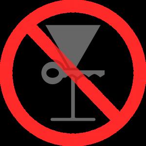 Alkohol und Drogen sollten vor der Autofahrt nicht konsumiert werden.