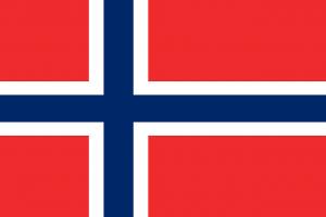Autokennzeichen in Norwegen werden dem Fahrzeug fest zugeordnet.