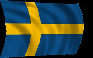 Autokennzeichen in Schweden werden fest dem Fahrzeug zugeordnet.
