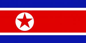 Die Zulassungskürzel auf den Autokennzeichen in Nordkorea stehen für die Herkunftsprovinz.