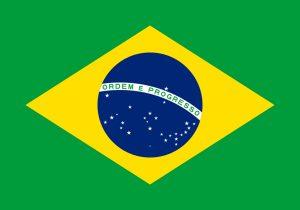 Auf den Autokennzeichen in Brasilien lässt sich der Ort der ersten Zulassung ablesen.