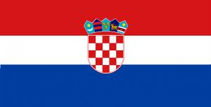 Bei Autokennzeichen in Kroatien geben die ersten beiden Buchstaben Auskunft über die Herkunft des Fahrzeuges.
