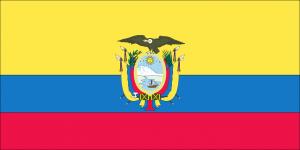 Autokennzeichen in Ecuador verraten anhand des ersten Buchstabens die Zulassungsprovinz.