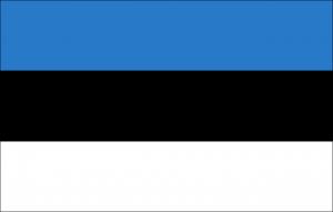 Autokennzeichen in Estland gaben bis 1990 Auskunft über den Zulassungsort.