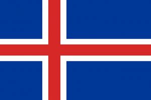 Autokennzeichen in Island lassen den Zulassungsort nicht direkt erkennen.