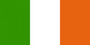 Autokennzeichen in Irland geben Auskunft über den Zulassungsort und das Zulassungsjahr.