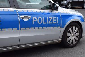 Die Polizeikennzeichen unterschieden sich in den einzelnen Bundesländern.