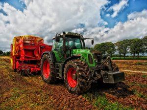 Nicht nur Traktoren können grüne Kennzeichen erhalten.