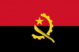Autokennzeichen in Angola geben durch die ersten beiden Buchstaben Auskunft über den Herkunftsort.