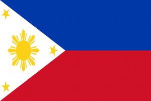 Autokennzeichen in Philippinen ermöglichen das Ablesen einer regionalen Herkunft.