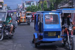 Tricles sind auf den Philippinen weit verbreitet.
