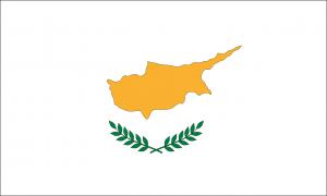 Das Autokennzeichen in Zypern des Presidenten trägt nur das Landeswappen ohne Kennzeichen-Kombination.