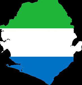 Das internationale KFZ-Kürzel von Sierra Leone lautet WAL.