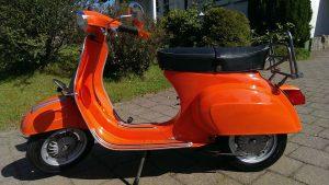 Freiwillige Zulassung für Kleinkrafträder sind möglich.