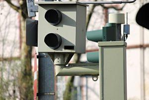 Der Bußgeldkatalog regelt Strafen für Geschwindigkeitsvergehen etc.