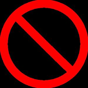 Einige Autokennzeichen-Kombinationen sind für deutsche Nummernschilder verboten.