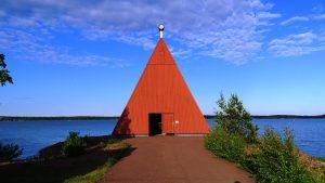 Mariehamn die Hauptstadt von Åland.