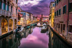 Nicht nur Venedig ist bei den Italien-Touristen beliebt.