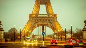Nicht nur der Eiffelturm ist in Frankreich sehenswert.