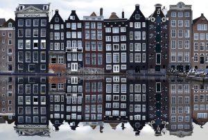Amsterdam ist die Hauptstadt der Niederlande.