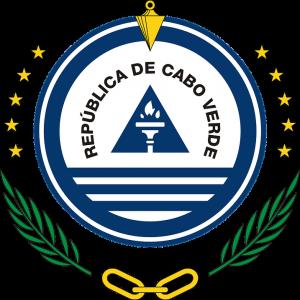 Das Emblem von Kap Verde.