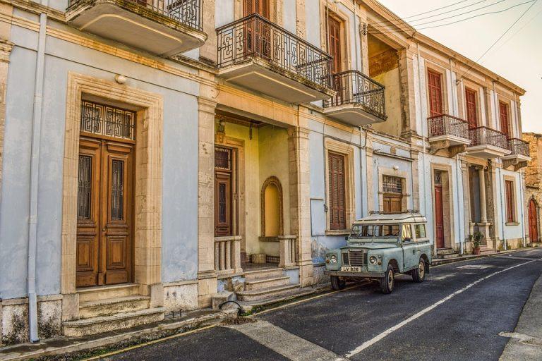 Verkehrsregeln Zypern
