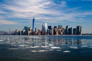 Urlaub in den USA, hier die bevölkerungsstarke Stadt New York.