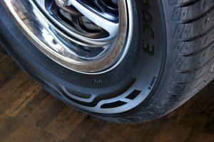 Kennzahlen bei Reifen.