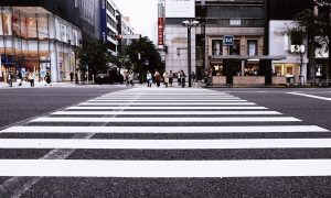 Was man am Fußgängerüberweg beachten muss.
