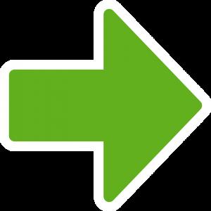 Ein grüner Pfeil kann das Abbiegen erleichtern, auch bei Rot.